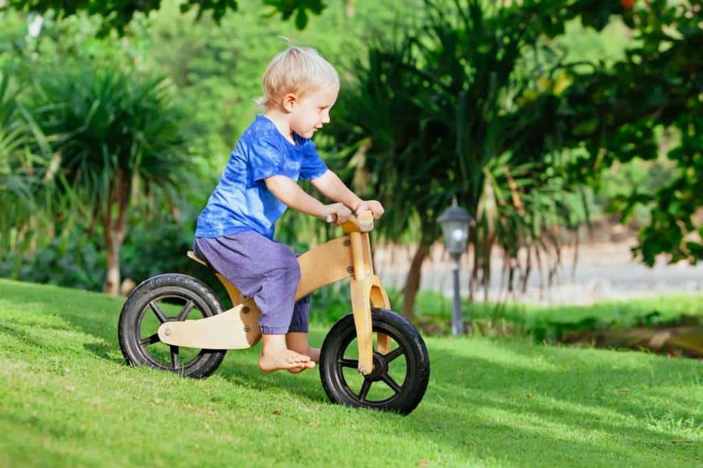 vélo enfant draisienne
