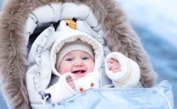 bébé au chaud