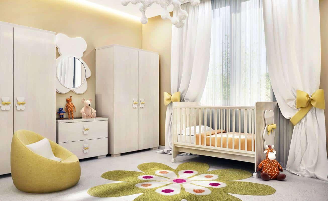 aménagement chambre d'enfant