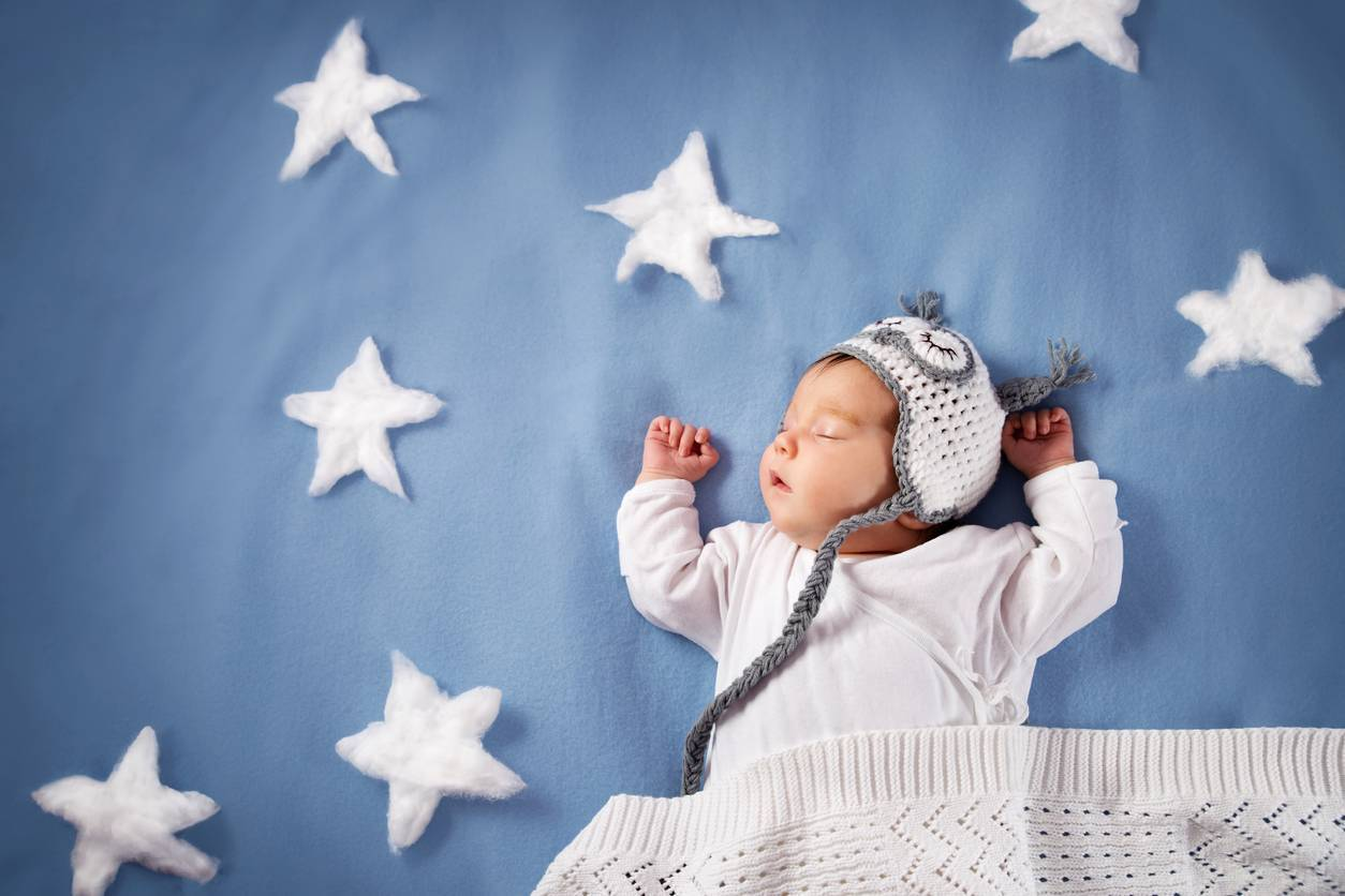 sommeil bébé bon matelas