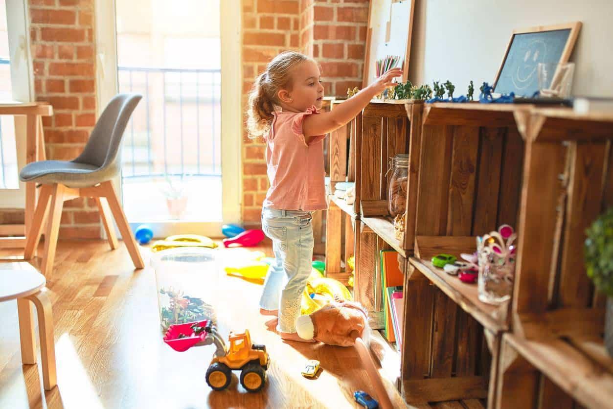 enfant jouet figurine