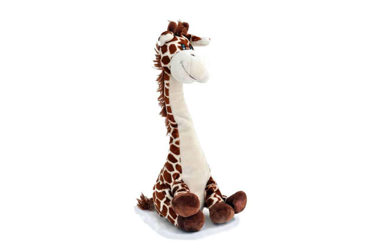 Girafe peluche