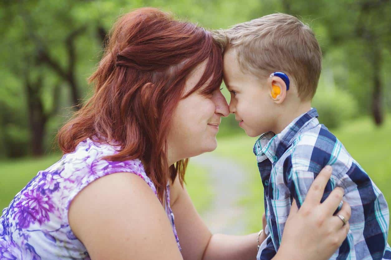 garde enfant handicapé